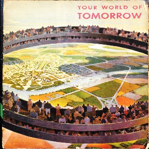 1939 World's Fair booklet from Cooper Hewitt, Smithsonian Design Library collection.