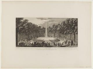 Print, L'obelisque