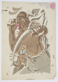 Print, Illustration for Benito Cereno