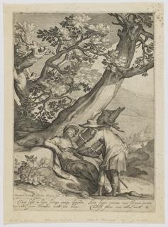 Print, Judah and Tamar