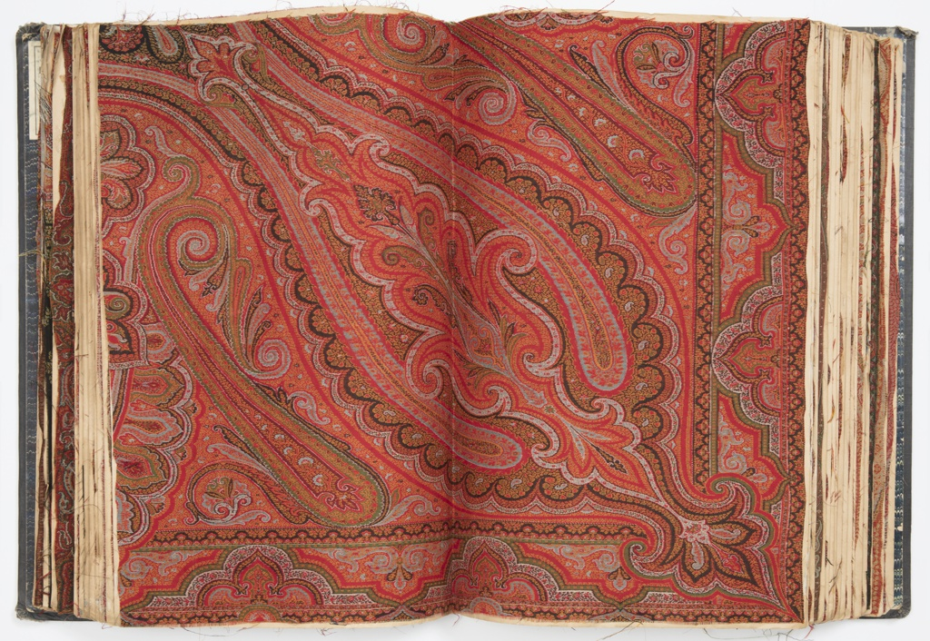 Sample Book, mid-19th century