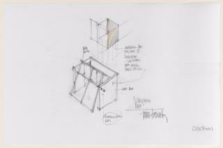 Design for box.