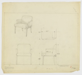 Widdicomb Furniture Company | People | Collection of Cooper