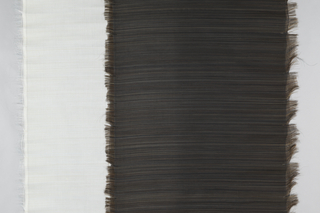 Textile, Horsehair Striae 001
