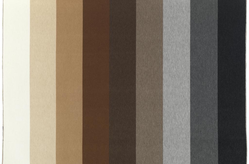 Color Blanket, Alpaca Velvet