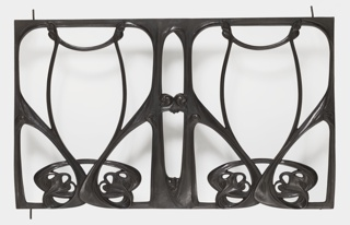 Balcony Balustrade, Model GI, Designed 1905