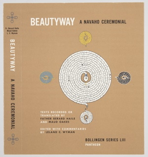 Book Cover, Beautyway: A Navaho Ceremonial