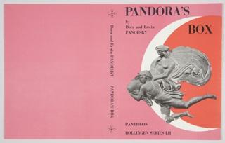 Book Cover, Pandora's Box
