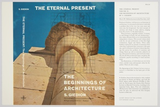 Book Cover, The Eternal Present: The Beginnings of Architecture