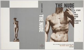 Book Cover, The Nude: A Study in Ideal Form