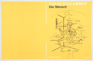 Book Cover, Der Mensch