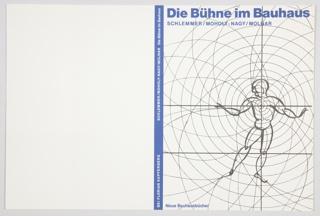Book Cover, Die Bühne im Bauhaus