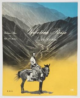 Book Cover, Verbotene Reise (Forbidden Journey)