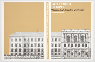Book Cover, Wissenschaft, Industrie und Kunst (Science, Industry and Art)