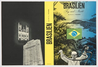 Book Cover, Brasilien: Tag und Nacht (Brazil: Day and Night)