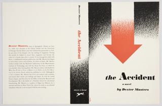 Book Cover, The Accident