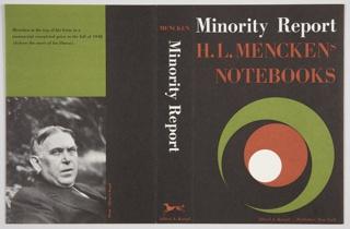 Book Cover, Minority Report
