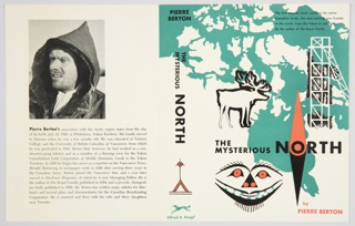 Book Cover, The Mysterious North