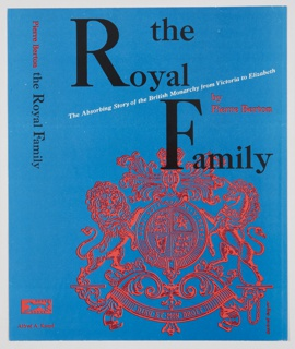 Book Cover, The Royal Family