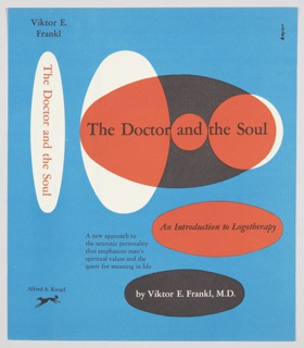Book Cover, The Doctor and the Soul: An Introduction to Logotherapy