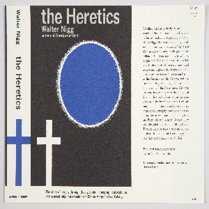 Book Cover, The Heretics
