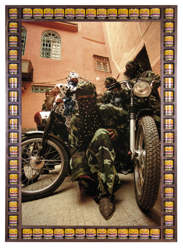 Photograph, Gang of Marrakesh, from the series Kesh Angels
