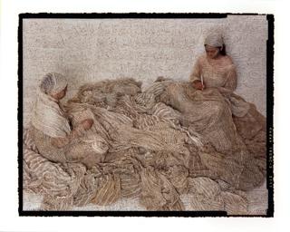 Photograph, Les Femmes du Maroc: Harem Women Writing, from the series Les Femmes du Maroc