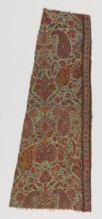 Shawl Fragment (India)