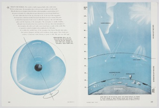 Print, Pages 41–44 from Skyways