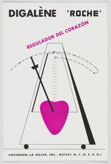 Brochure, Digalène: Regulador del Corazón (Heart Regulator)