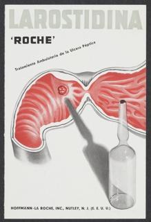 Print, Larostidina: Tratamiento Ambulatorio de la Ulcera Péptica (Outpatient Treatment for Peptic Ulcer)