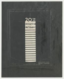 Chimney Monogram, New York Central's 20th Century Limited