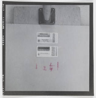 Photograph, Designs for German Inflationary Money