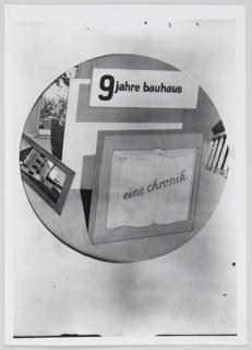 Photograph, 9 Jahre Bauhaus