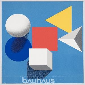 Book Cover, Bauhaus