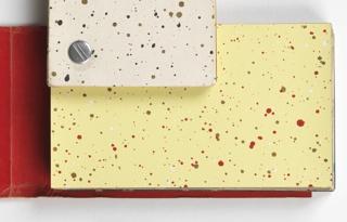 Sample Book, Pepper Pot Papers