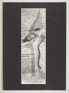 Print, Naturglanz Modern, 1928–38