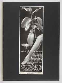 Print, Naturglanz Modern