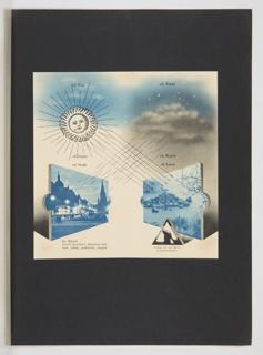 Print, Ob Sonne, ob Regen, ob Stadt, ob Land