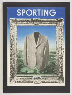 Print, Sporting-Stepper