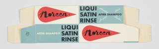 Packaging Design, Noreen Liqui Satin Rinse