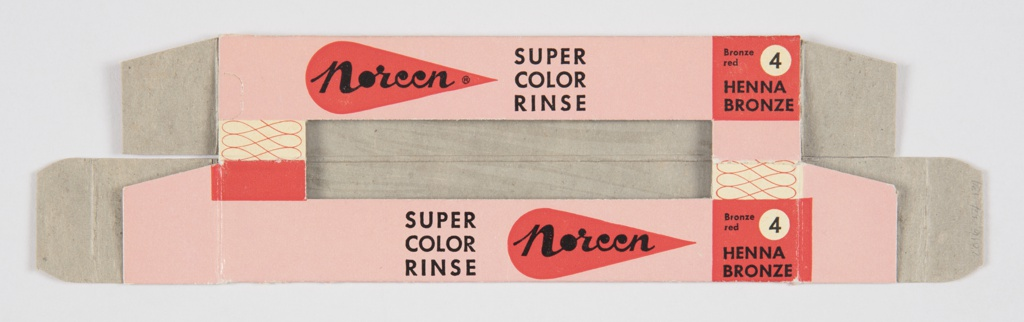 Packaging Design, Noreen Super Color Rinse