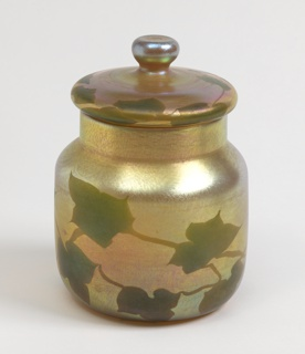 Lidded Jar (USA)