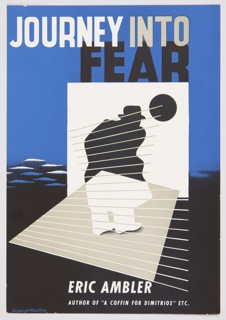 """Print, """"Journey Into Fear"""""""