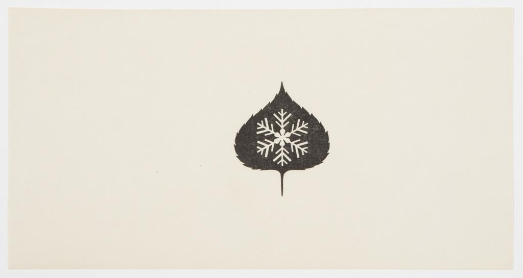 Print, Design for Aspen Winter Logo