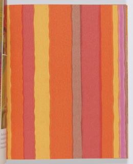 Sample Book, Tapeten mit Niveau, 1970–1971