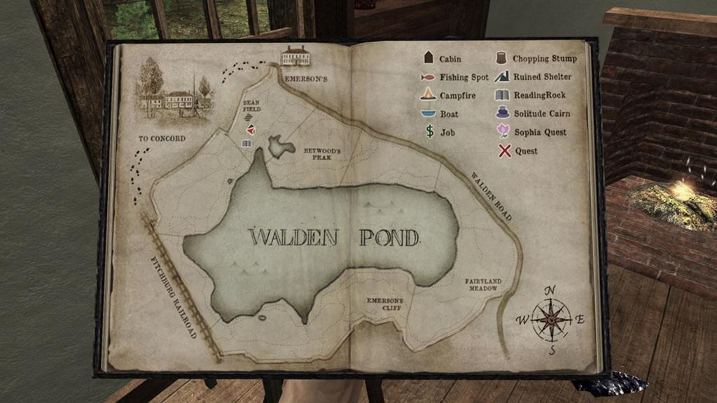 Walden, A Game, 2017
