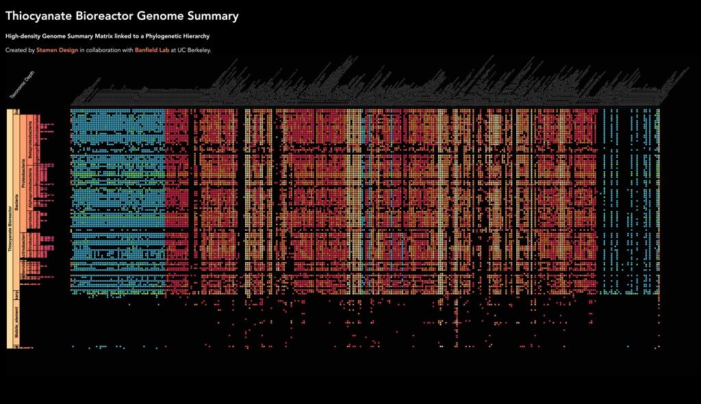 Metagenomic Data Visualization, 2016