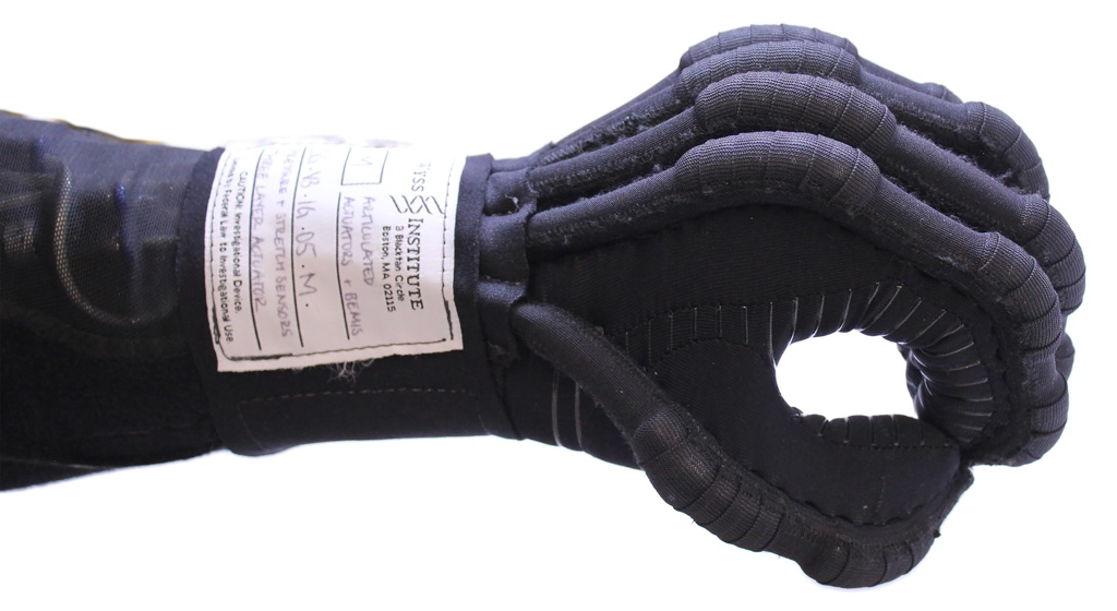 Soft Robotic Grip Glove, 2015-ongoing