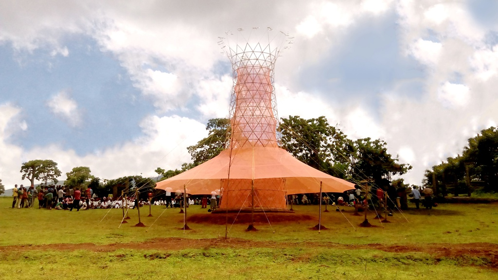 Warka Water Tower, 2013-ongoing